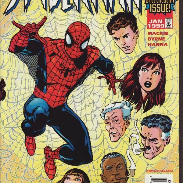 Amazing Spiderman Vol. 2, the-100