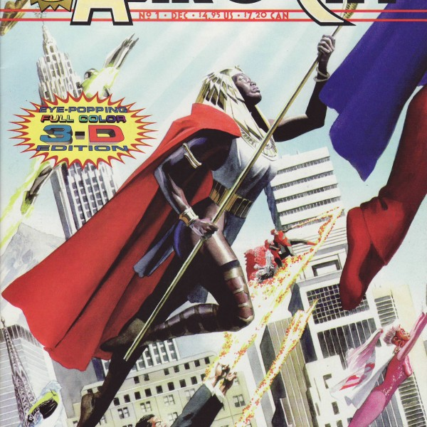 Kurt Busiek´s Astro City-126