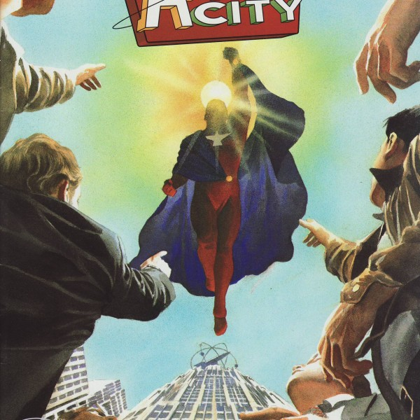 Kurt Busiek´s Astro City-128