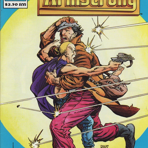 Archer & Armstrong-142