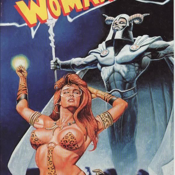 Amazon Woman-93