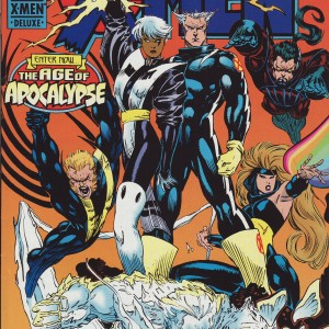 Amazing X-Men, the-99