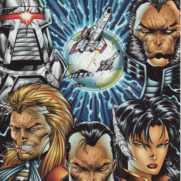 Battlestar Galactica -300