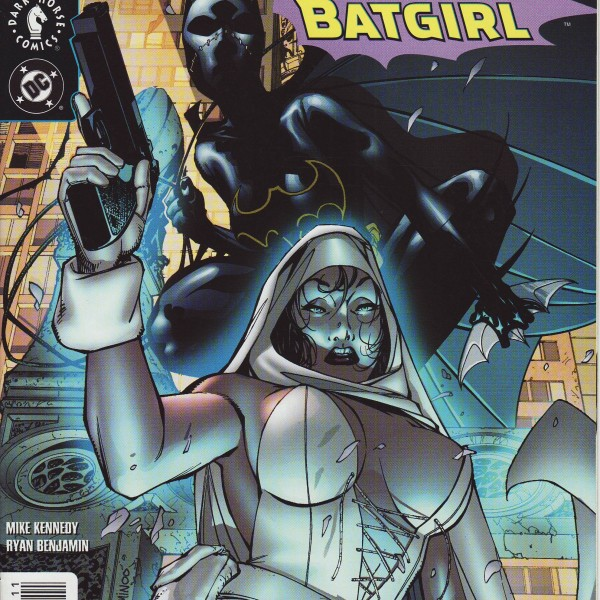 Ghost / Batgirl -469