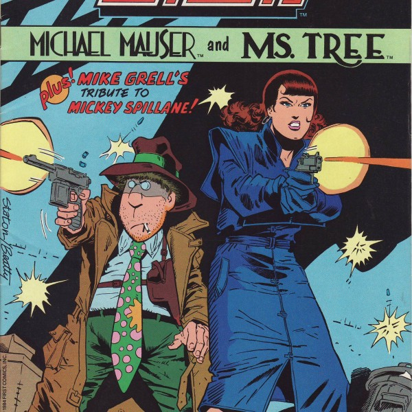 P.I.'s: Micheal Mauser and Ms. Tree -663
