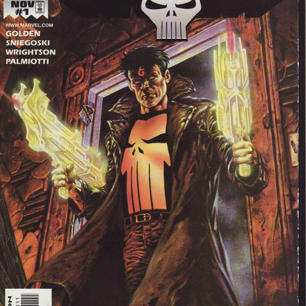 Punisher, the Vol. 4-681