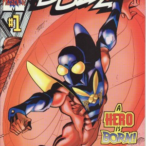Spider Girl Presents: The Buzz -788