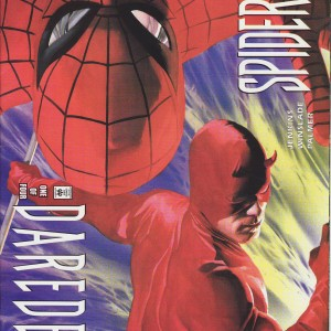Daredevil / Spiderman (Knights)-804