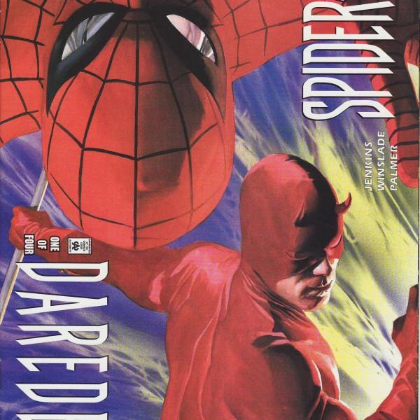 Daredevil / Spiderman (Knights)-805