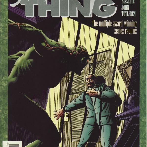 Essential Vertigo - Swamp Thing-836