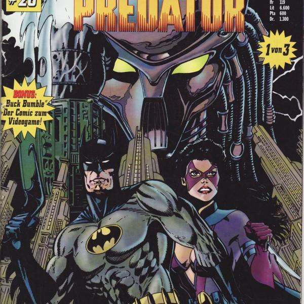 DC - Crossover Präsentiert: Batman / Predator-1039