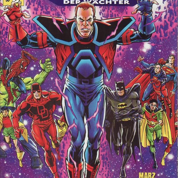 Marvel DC Crossover: Die Macht des Access-996