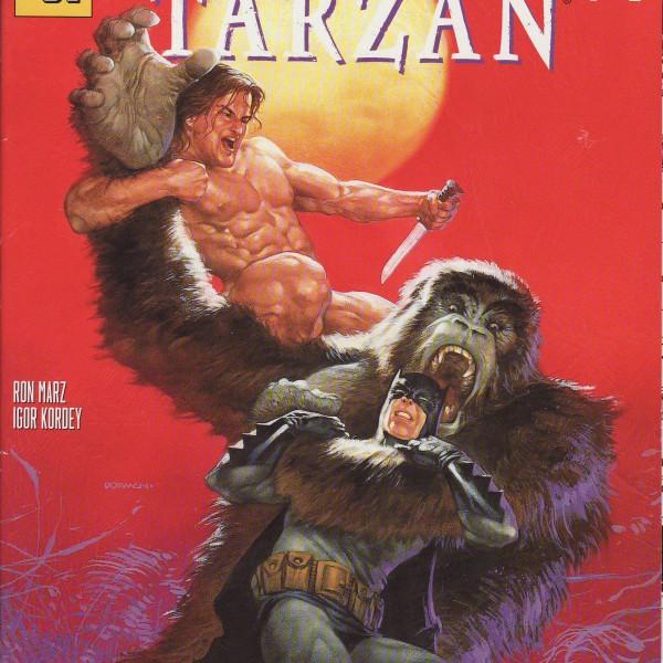 DC - Crossover Präsentiert: Batman / Tarzan -1050