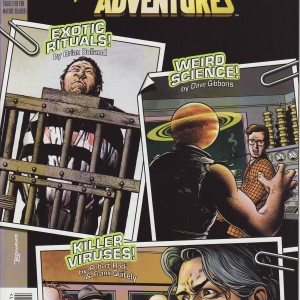 Strange Adventures (Vertigo) Vol. 2-1334