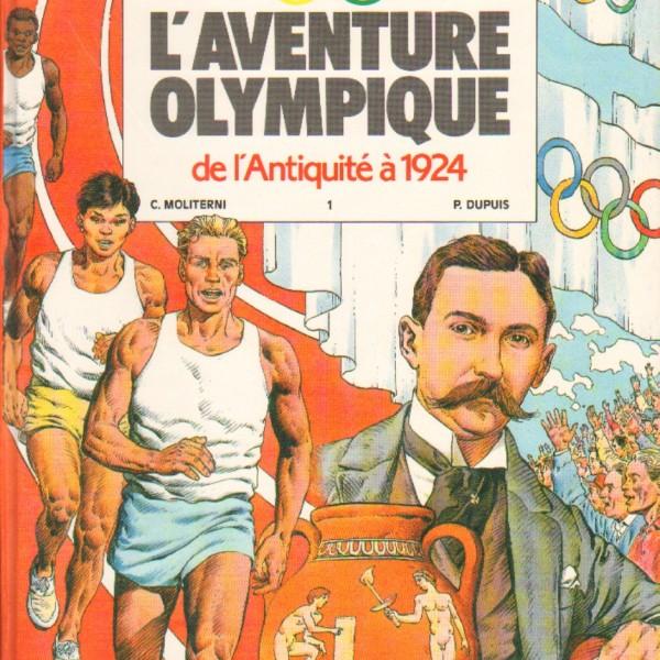 Aventure Olympique, l´-12442