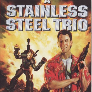 A Stainless Steel Trio-1983