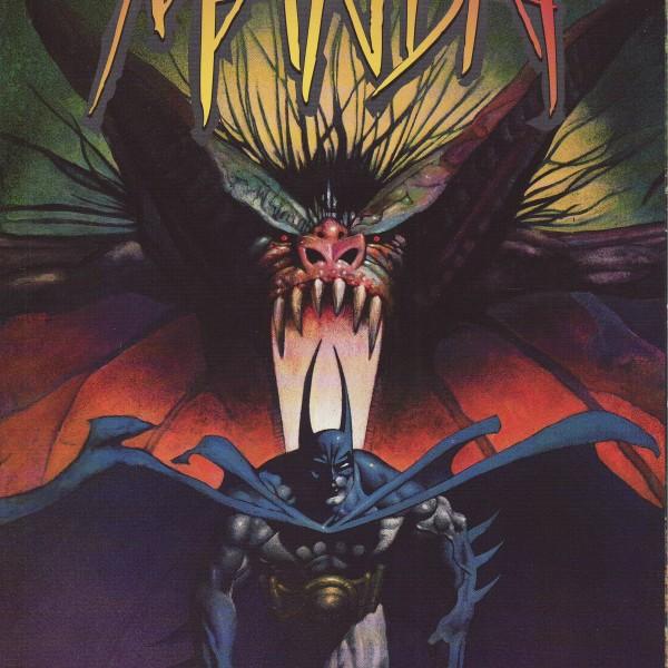Batman: Manbat-1797