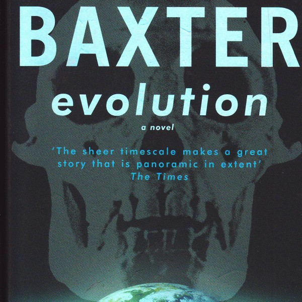 Evolution - a Novel-2300