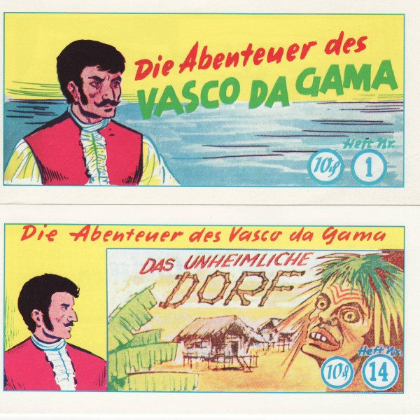 Abenteuer des Vasco Da Gama, die-3026
