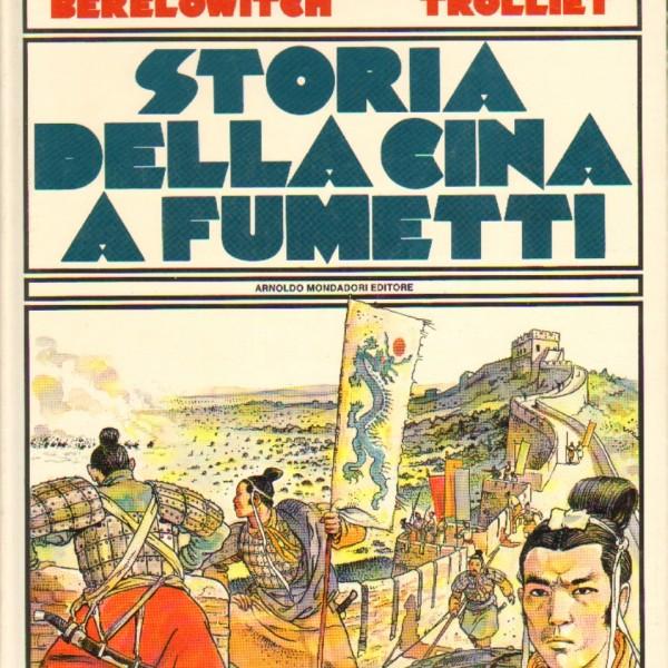 Storia della Cina a fumetti (Bérélowitch, Trolliet)-3686