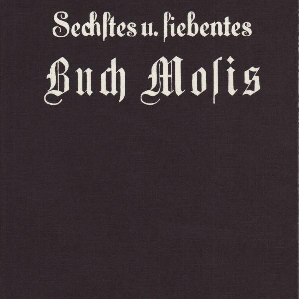 Sechstes u. siebtes Buch Mosis-4507