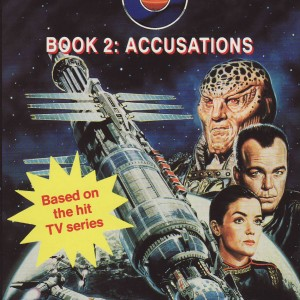 Babylon 5 - Book 2: Accusations-6037