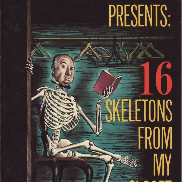Alfred HItchcock presents: 16 Skeletons from my Closet-7405