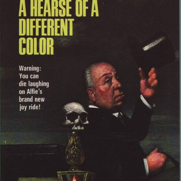 Alfred Hitchcock's a Hearse of a different Color-7542
