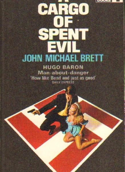 A Cargo of spent Evil-7199