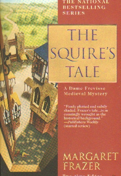 A Dame Frevisse Medieval Mystery - The Squire's Tale-8006