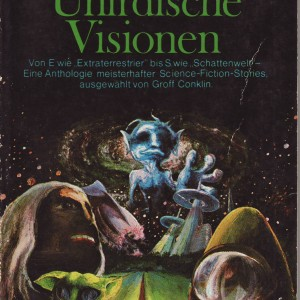 Terra S F - Unirdische Visionen - Science - Fiction - Stories-9125