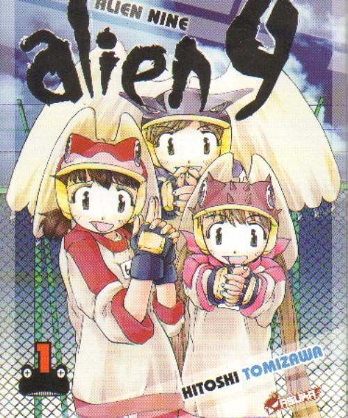 Alien Nine-12722