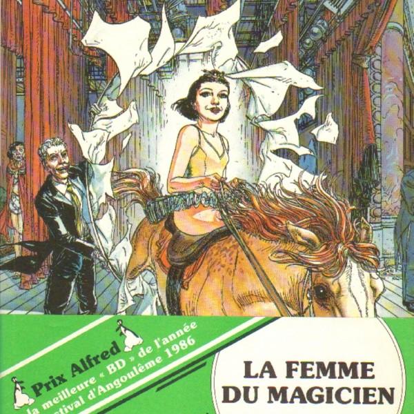 La femme du magicien-10668