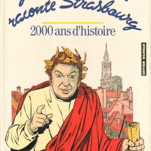 Germain Muller raconte Strasbourg-11029