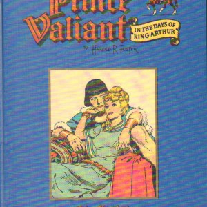 Prince Valiant - In the days of King Arthur-11319