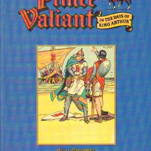 Prince Valiant - In the days of King Arthur-11306