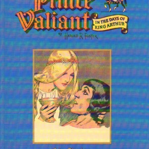 Prince Valiant - In the days of King Arthur-11308