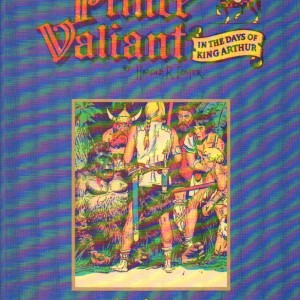 Prince Valiant - In the days of King Arthur-11309