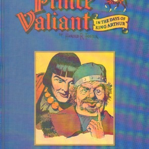 Prince Valiant - In the days of King Arthur-11314