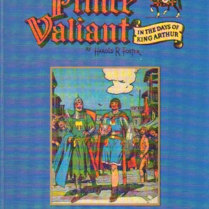 Prince Valiant - In the days of King Arthur-11317