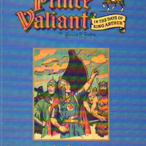 Prince Valiant - In the days of King Arthur-11318