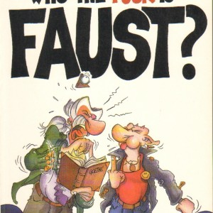Who the fuck is Faust-11397