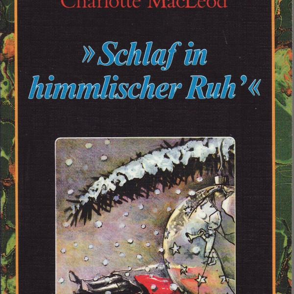 """""""Schlaf in himmlischer Ruh""""-13081"""