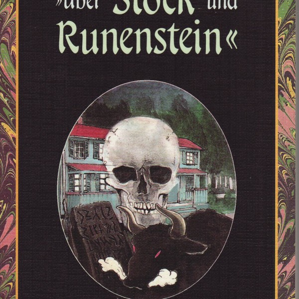 """""""über Stock und Runenstein""""-13099"""