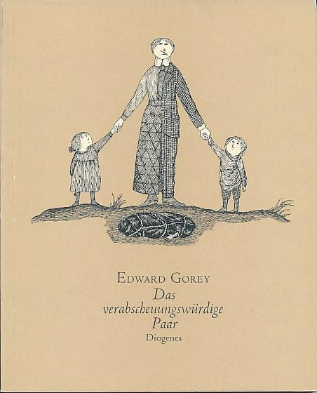 """Edward Gorey """"Gesammelte Werke""""-14446"""