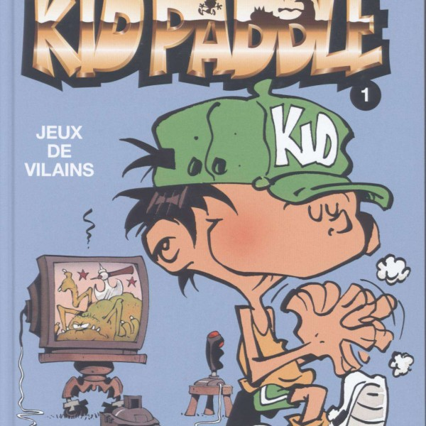 Kid Paddle-16480