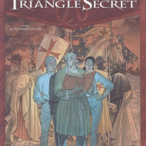 Le Triangle Secret-16482