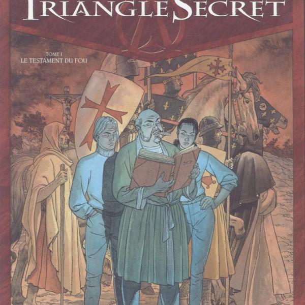 Le Triangle Secret-16482