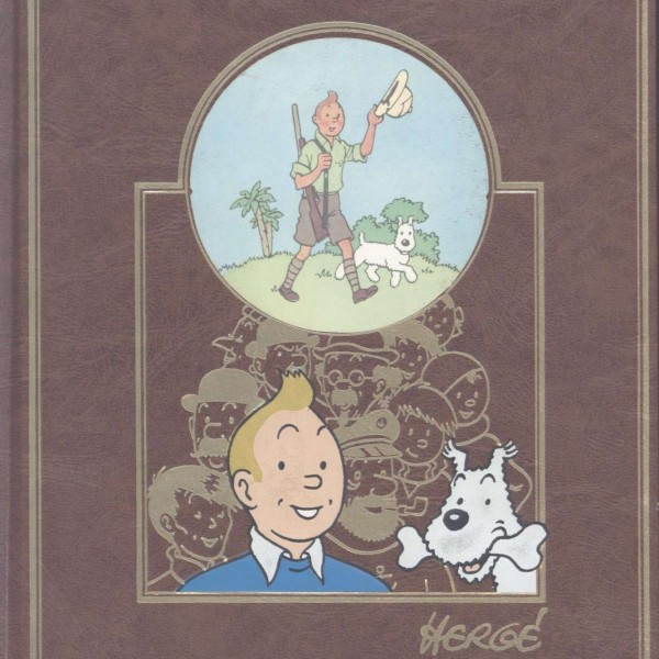 Tintin (L'œuvre intégrale d'Hergé - Rombaldi)-16531
