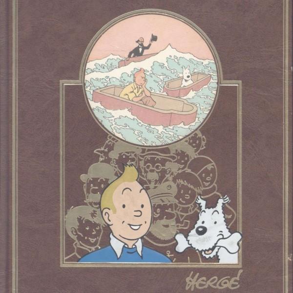 Tintin (L'œuvre intégrale d'Hergé - Rombaldi)-16532